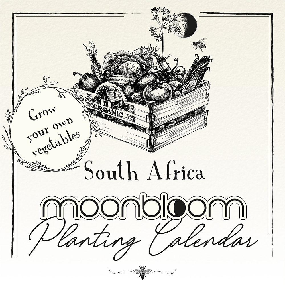 Want to buy a concise South African vegetable & herb planting calendar for 2020 and 2021?